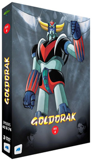 dvd goldorak volume 6